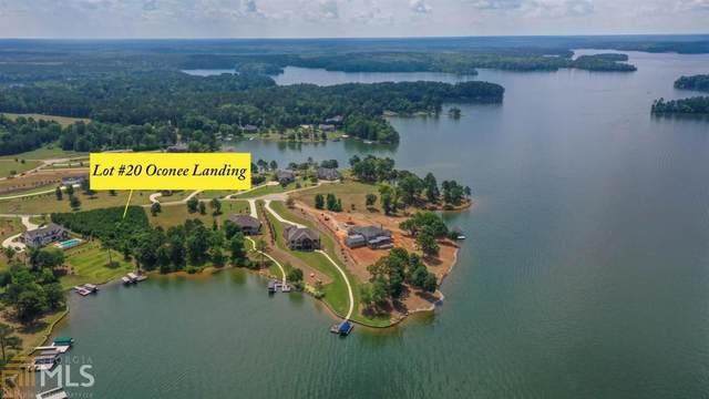 0 Oconee Landing Dr Lot 20, White Plains, GA 30678 (MLS #8992620) :: The Realty Queen & Team
