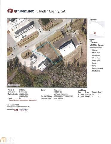 1870 B Harrietts Bluff Rd, Woodbine, GA 31569 (MLS #8992682) :: Military Realty