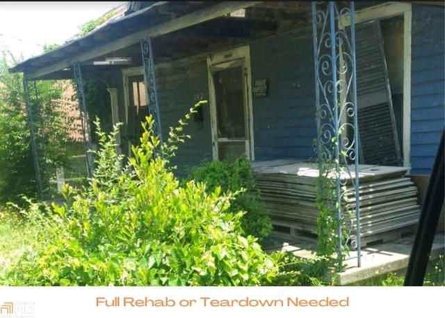 142 Hill, Macon, GA 31201 (MLS #8992704) :: Buffington Real Estate Group