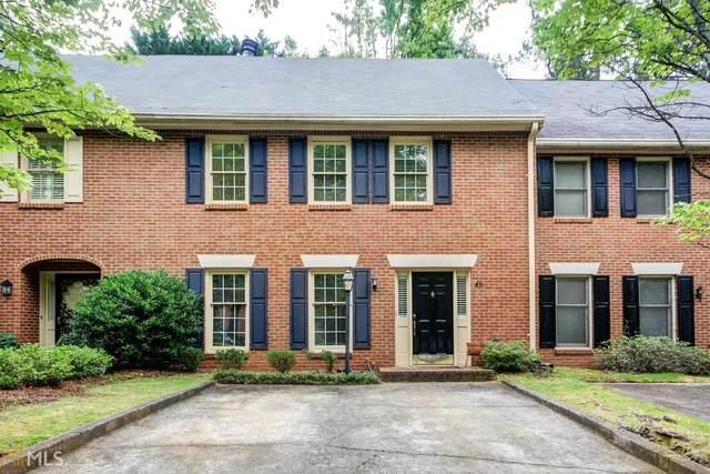 571 Rock Springs Pl, Atlanta, GA 30306 (MLS #8992729) :: Houska Realty Group