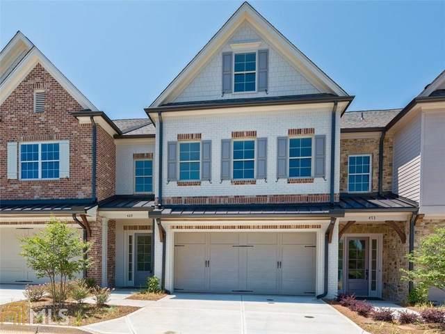 468 Springer Bnd, Marietta, GA 30060 (MLS #8992746) :: Bonds Realty Group Keller Williams Realty - Atlanta Partners