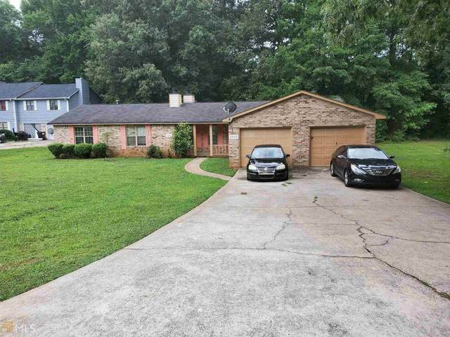 5879 Sheldon Ct A/41, College Park, GA 30349 (MLS #8992751) :: Military Realty
