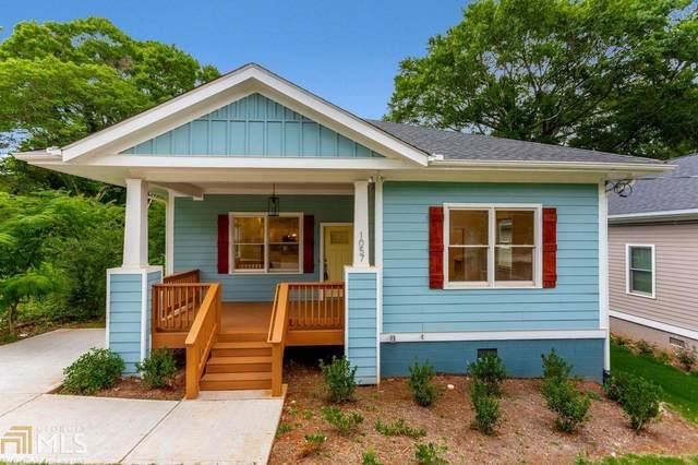 1057 Regent St, Atlanta, GA 30310 (MLS #8992786) :: Athens Georgia Homes