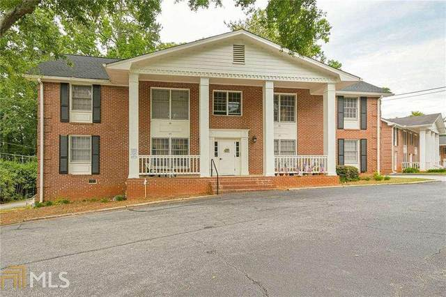 135 E East Hill St #34, Decatur, GA 30030 (MLS #8992830) :: Military Realty