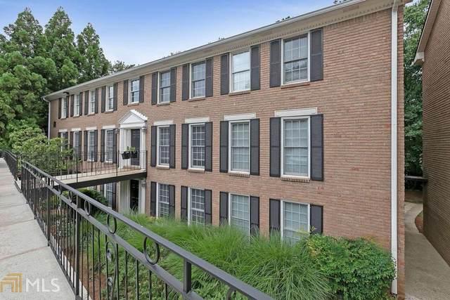1101 Collier Rd N4, Atlanta, GA 30318 (MLS #8992844) :: Houska Realty Group