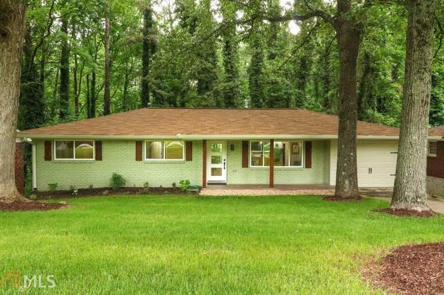 1869 Idlewood Dr, East Point, GA 30344 (MLS #8992878) :: Tim Stout and Associates