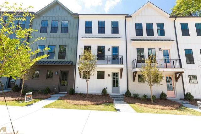 165 W Wieuca Rd #12, Atlanta, GA 30342 (MLS #8993051) :: Amy & Company | Southside Realtors