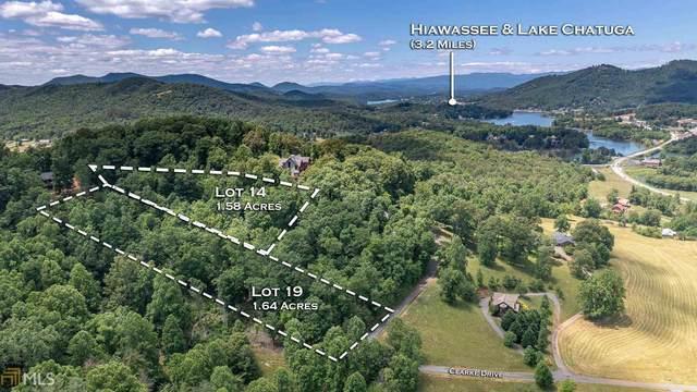0 Clark Dr Lot 14, Hiawassee, GA 30546 (MLS #8993070) :: Bonds Realty Group Keller Williams Realty - Atlanta Partners