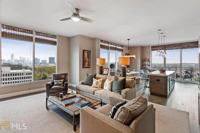 1820 Peachtree St #1114, Atlanta, GA 30309 (MLS #8993071) :: Amy & Company | Southside Realtors