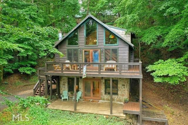 1213 Mountain Oak Dr, Ellijay, GA 30536 (MLS #8993313) :: Grow Local