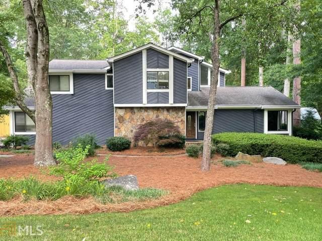 3267 Somerset Trce, Marietta, GA 30067 (MLS #8993326) :: The Huffaker Group