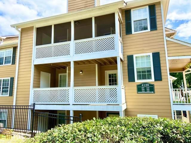 4120 Riverlook Parkway Se #208, Marietta, GA 30067 (MLS #8993356) :: Athens Georgia Homes