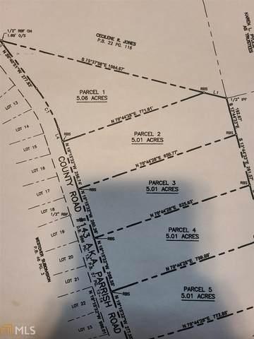 0 Parrish Rd Lot 1, Statesboro, GA 30458 (MLS #8993408) :: Buffington Real Estate Group
