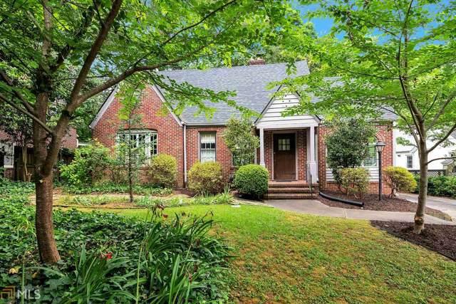 1696 N Rock Springs Rd, Atlanta, GA 30324 (MLS #8993430) :: Buffington Real Estate Group