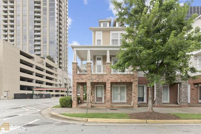 221 16Th St #9, Atlanta, GA 30363 (MLS #8993484) :: Team Cozart