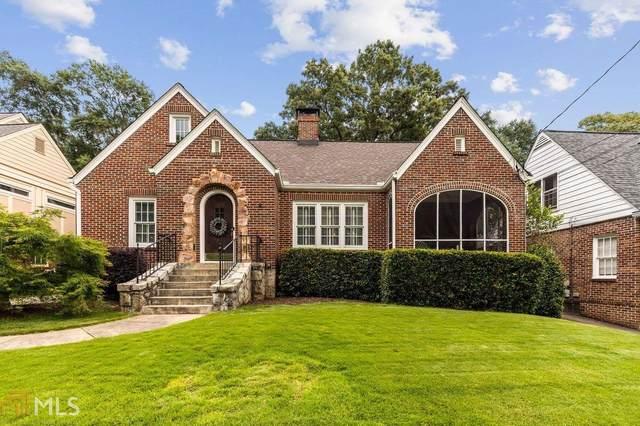 1216 Beech Valley Rd, Atlanta, GA 30306 (MLS #8993649) :: Amy & Company | Southside Realtors