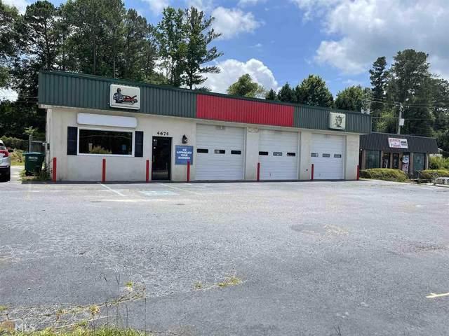 4674 Stone Mountain Hwy, Lilburn, GA 30047 (MLS #8993663) :: The Heyl Group at Keller Williams