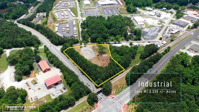 156 Jonesboro Rd 3.238+/- Acres, Fairburn, GA 30213 (MLS #8993700) :: RE/MAX Eagle Creek Realty