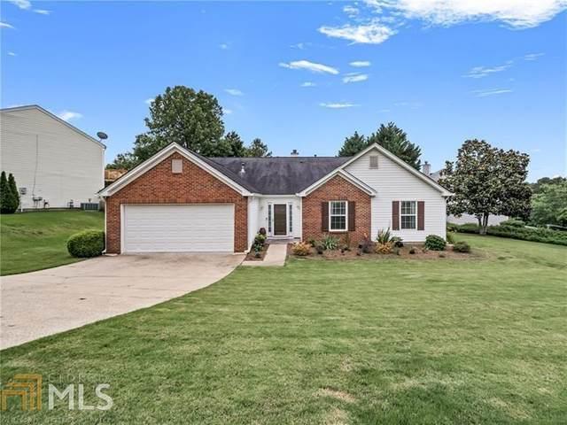 127 River Marsh Ln, Woodstock, GA 30188 (MLS #8993702) :: Amy & Company | Southside Realtors