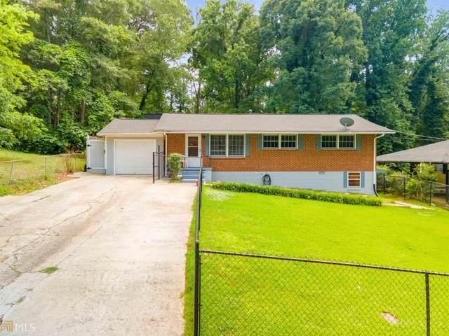 761 Fallview Dr, Forest Park, GA 30297 (MLS #8993737) :: Amy & Company   Southside Realtors