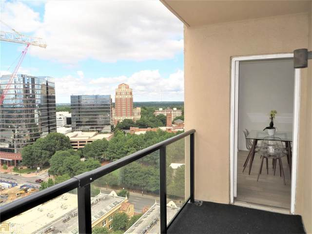 1280 W Peachtree St #2303, Atlanta, GA 30309 (MLS #8993771) :: Athens Georgia Homes