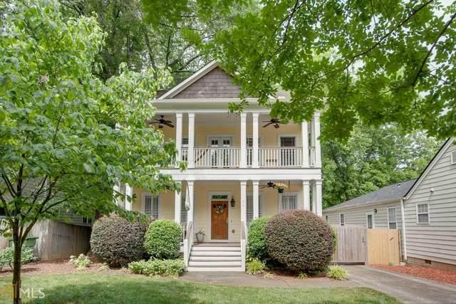 24 2Nd Ave, Atlanta, GA 30317 (MLS #8993806) :: Buffington Real Estate Group