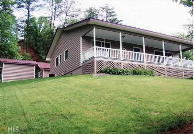 1376 Deerfield Rd, Young Harris, GA 30582 (MLS #8993848) :: The Durham Team