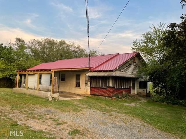 8341 Lakewood Hwy, Mineral Bluff, GA 30559 (MLS #8993854) :: Rettro Group
