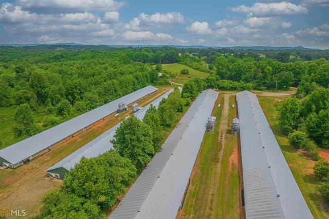 501 Homer Farm Rd, Homer, GA 30547 (MLS #8993861) :: Grow Local