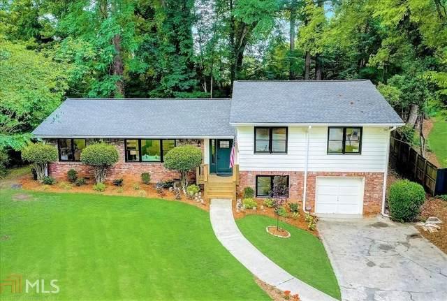 1939 Wildwood Pl, Atlanta, GA 30324 (MLS #8994022) :: Amy & Company | Southside Realtors
