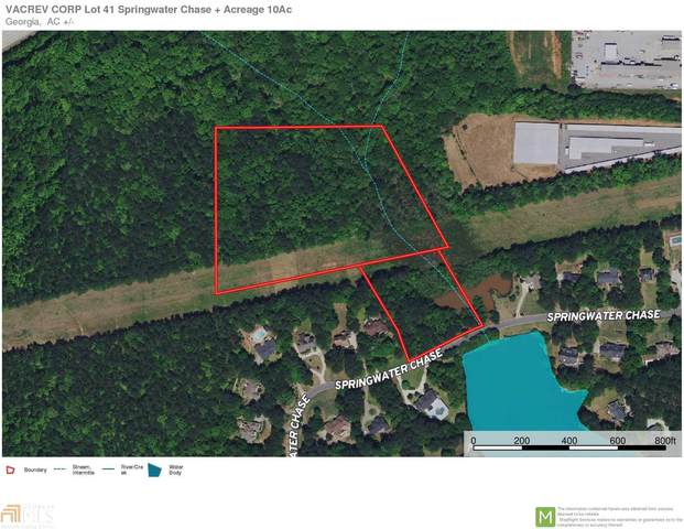 0 Springwater Chase Lot 41, Newnan, GA 30265 (MLS #8994131) :: Grow Local