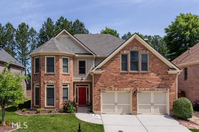 2157 Oakdale Estates Ct, Smyrna, GA 30080 (MLS #8994144) :: Crown Realty Group