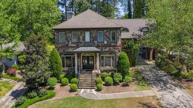 1635 Wildwood Rd, Atlanta, GA 30306 (MLS #8994164) :: Amy & Company | Southside Realtors
