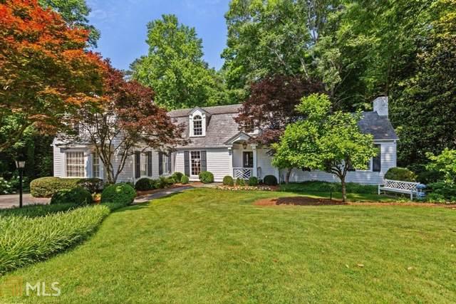2586 Woodward Way, Atlanta, GA 30305 (MLS #8994257) :: Athens Georgia Homes