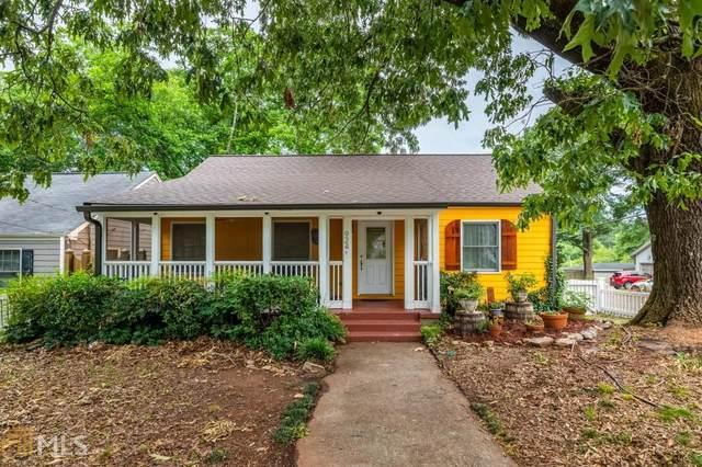 924 Stallings Ave, Atlanta, GA 30316 (MLS #8994335) :: Buffington Real Estate Group
