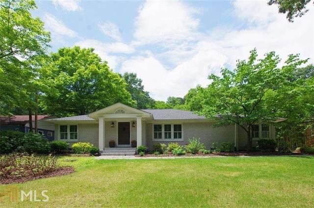 1936 Lenox Rd, Atlanta, GA 30306 (MLS #8994340) :: Amy & Company | Southside Realtors