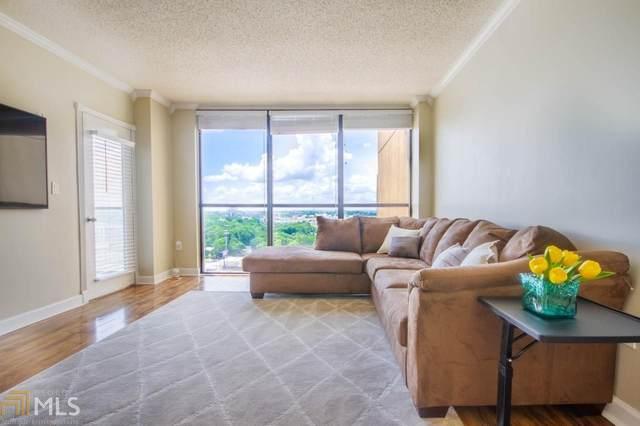 1280 W Peachtree St #2504, Atlanta, GA 30309 (MLS #8994417) :: Athens Georgia Homes