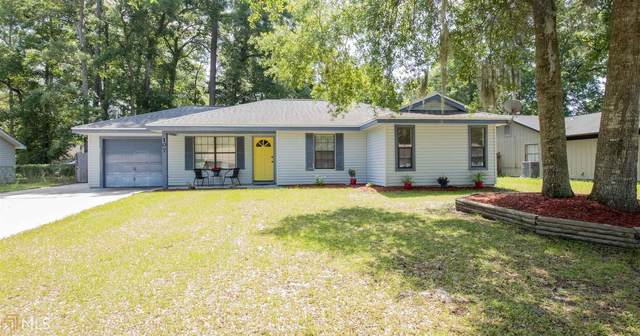 107 Pinedale Dr, St. Marys, GA 31558 (MLS #8994465) :: The Durham Team