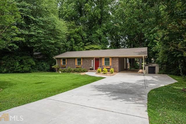 437 Pretty View Ln, Smyrna, GA 30082 (MLS #8994521) :: Crown Realty Group