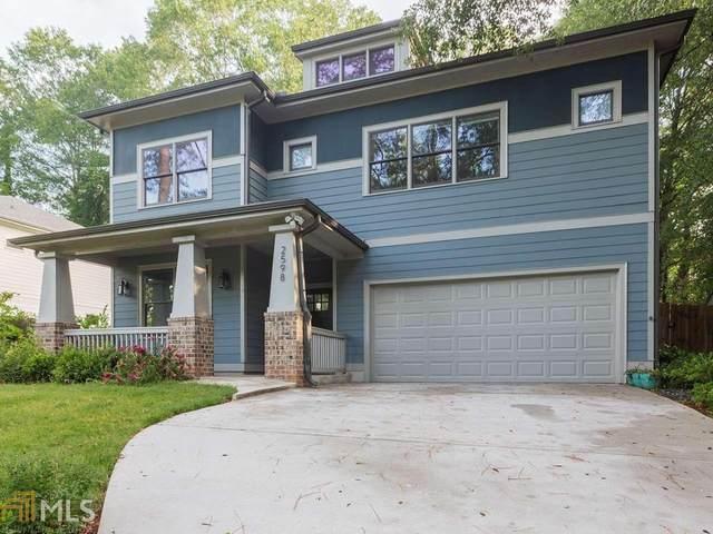 2598 E Tupelo St, Atlanta, GA 30317 (MLS #8994597) :: Houska Realty Group