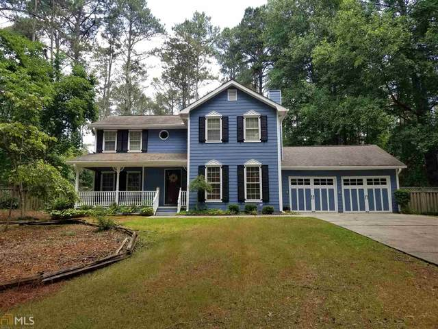 594 Banks Road East, Fayetteville, GA 30214 (MLS #8994612) :: Tim Stout and Associates