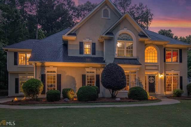 110 Merrywood Way, Peachtree City, GA 30269 (MLS #8994679) :: Anderson & Associates