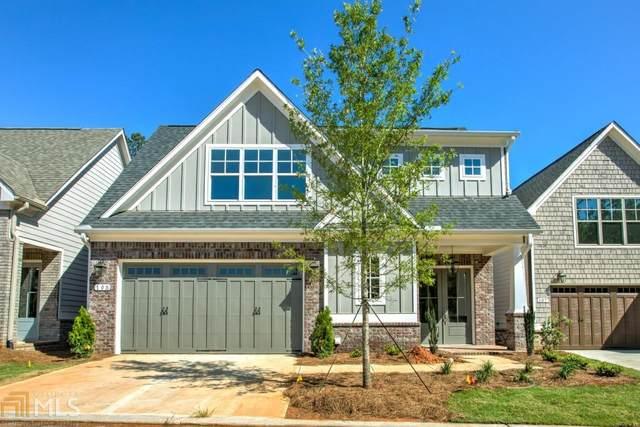 105 Ivey Way, Woodstock, GA 30188 (MLS #8994696) :: Bonds Realty Group Keller Williams Realty - Atlanta Partners