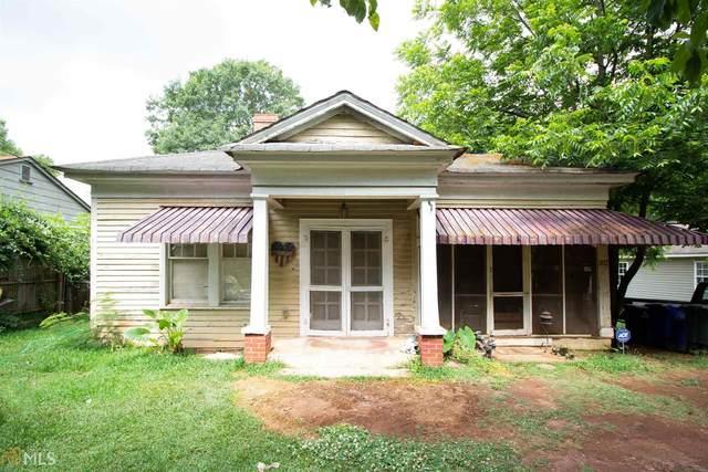 1817 Old Atlanta Rd, Griffin, GA 30223 (MLS #8994754) :: The Durham Team