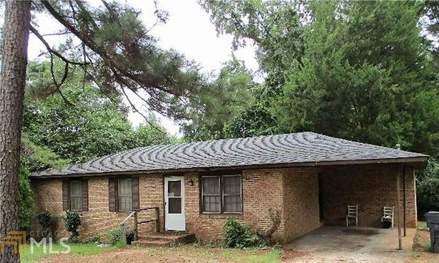 165 Allen Memorial Dr, Milledgeville, GA 31061 (MLS #8994799) :: The Durham Team