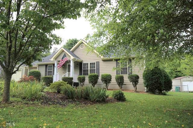 34 Ridgeway Dr, Danielsville, GA 30633 (MLS #8994822) :: Crest Realty