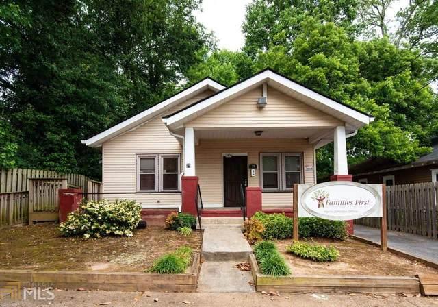 25 Newcastle St, Atlanta, GA 30314 (MLS #8994873) :: RE/MAX Eagle Creek Realty
