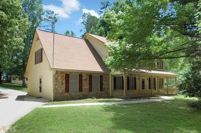 30 Indian Creek Trl, Sharpsburg, GA 30277 (MLS #8994886) :: Tim Stout and Associates