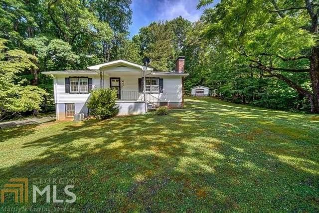 858 Old Forge Estates, Hiawassee, GA 30546 (MLS #8994896) :: The Durham Team