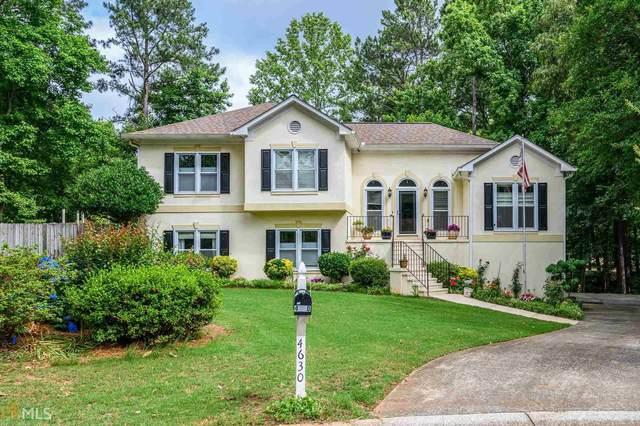 4630 Gann Way, Smyrna, GA 30082 (MLS #8994941) :: Crown Realty Group